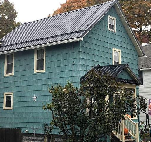 A New Metal Roof in Geneva, NY