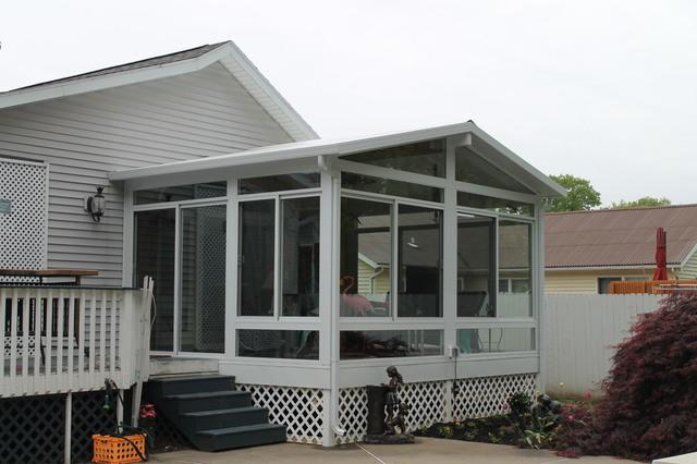 New Sunroom in Shortsville, NY - After Photo