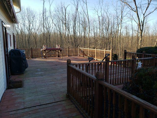 Updating Deck in Palmyra, NY