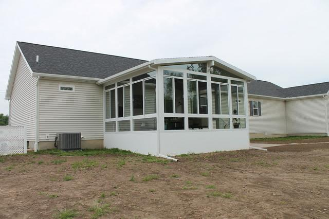 New Sunroom Installed in Geneva, NY - After Photo
