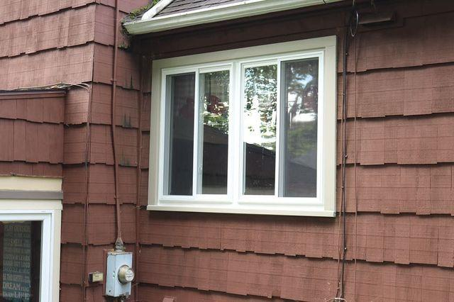 Windows didn't work in Newark