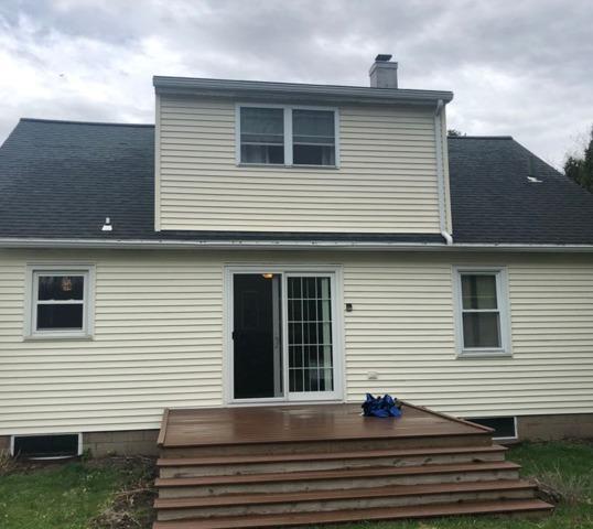 Auburn NY Home has a New Awning