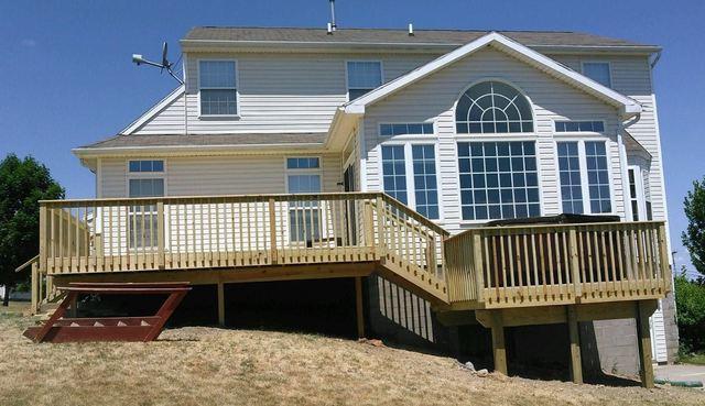 New Deck Build in Canandaigua, NY