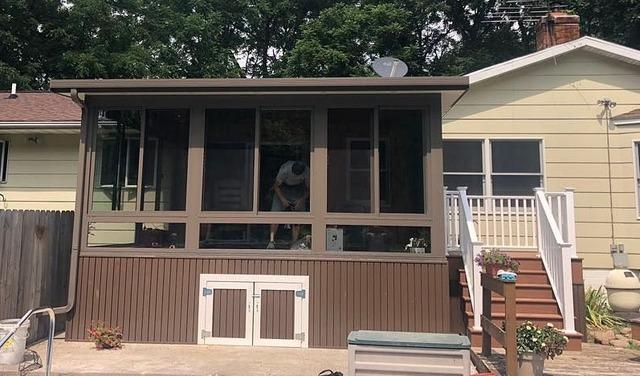 A New Sunroom in Honeoye Falls, NY - After Photo