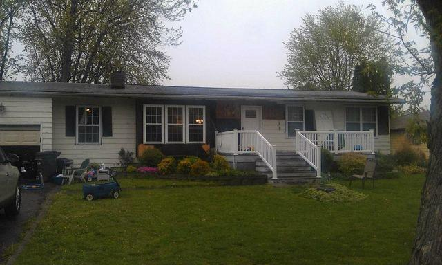 Siding Installed on Home in Phelps, NY