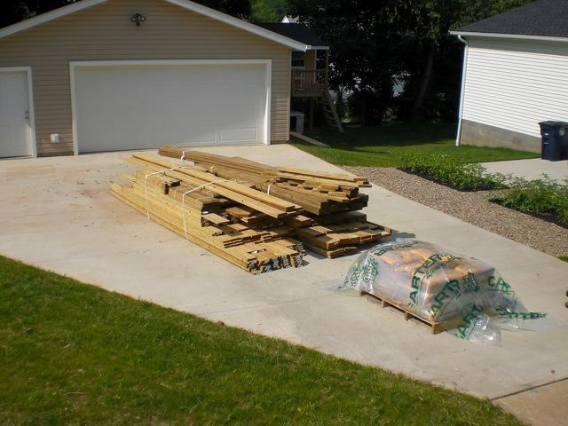 Deck Build for a Canandaigua, NY Home