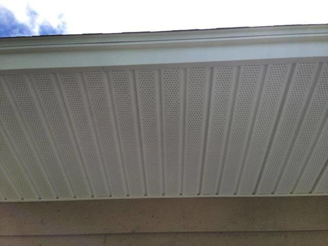 Soffit by Marshall Exteriors in Waterloo, NY