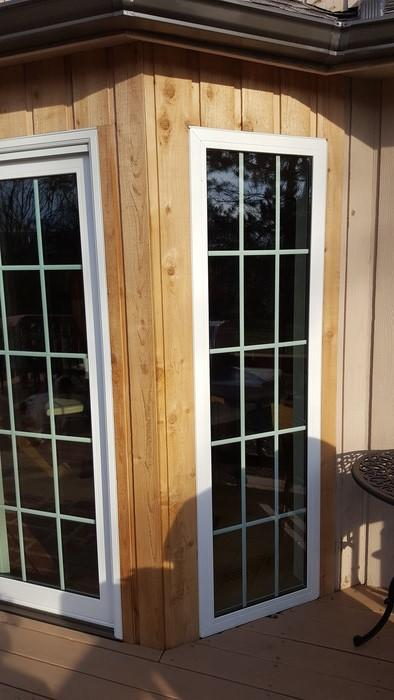 Sunrise Patio Doors and Windows Install in Pittsford, NY - After Photo