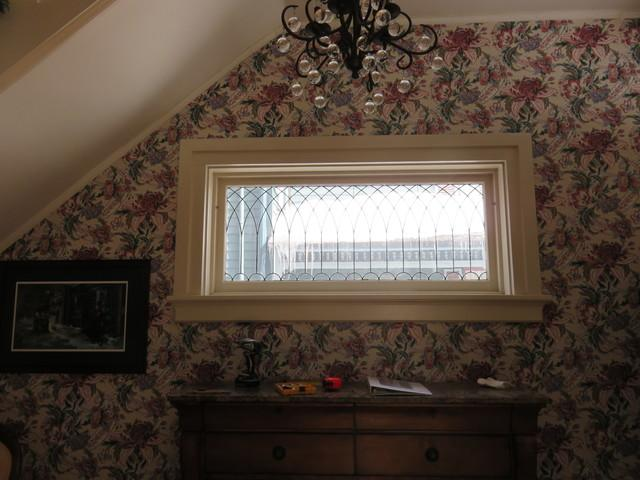 Indow Window Inserts in Owego, NY - Before Photo