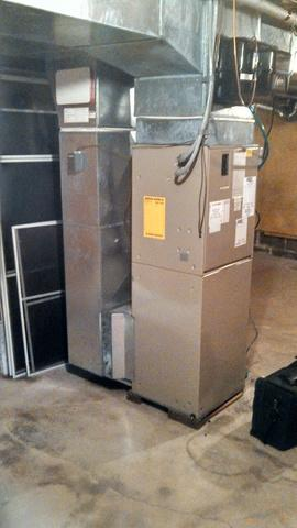 Fairport Heat-Pump Replacement