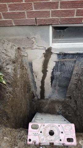 Foundation Crack Repair in Orleans, Ontario