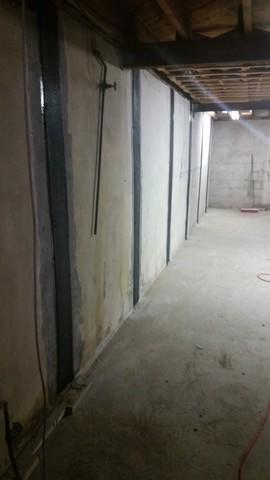 Bowed Wall Reinforcement in Ottawa, ON
