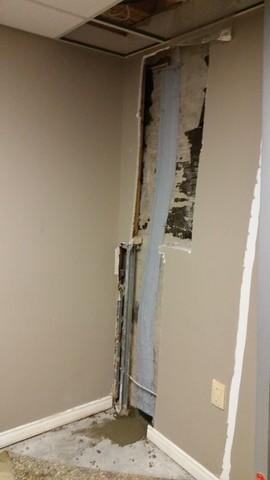 Leaking Foundation Crack Repair in Ottawa, ON