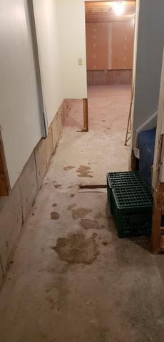 Waterproofing / Wall Crack Repair