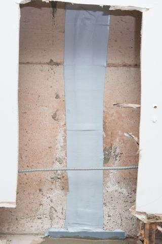 Wall Crack Repair / Waterproofing - After Photo