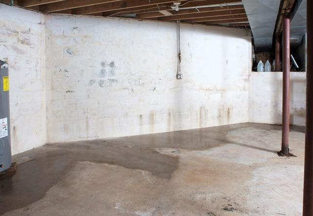 Basement Waterproofing in Clayton