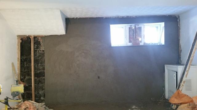 Foundation Wall Restoration in Ottawa