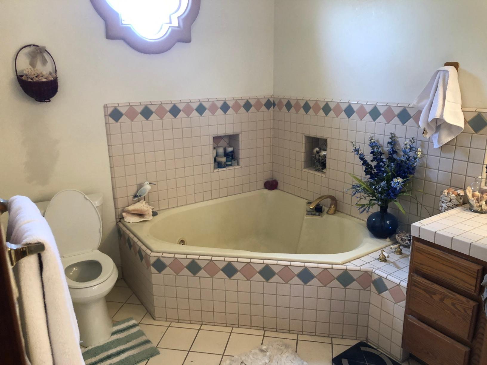 Master Bathroom Remodel in Mesa - Before Photo