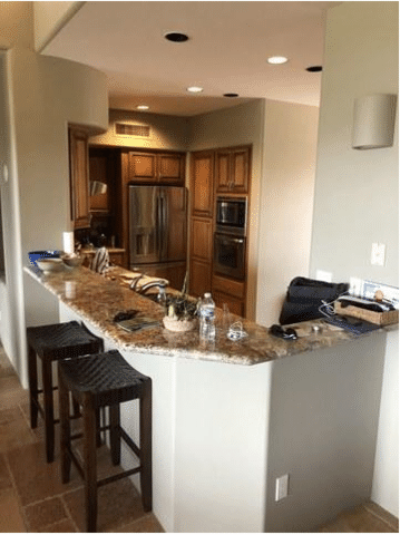 North Scottsdale, AZ Kitchen Remodel