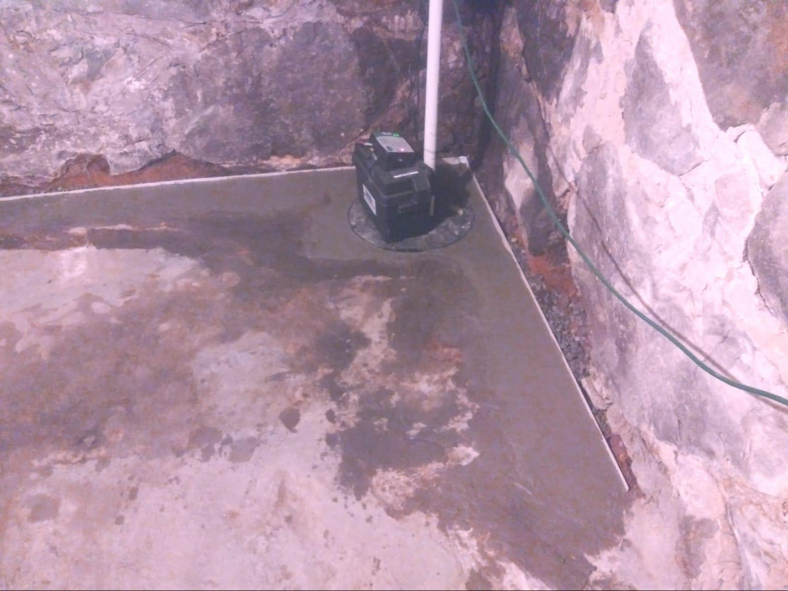 Waterproofing, Manchester, NH - After Photo
