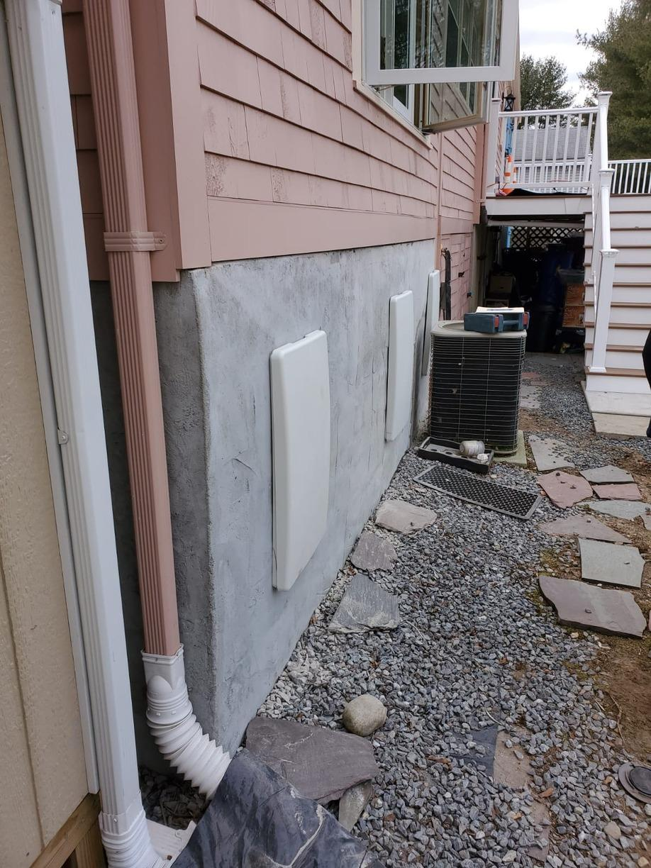 Geolock Installation, Concord, MA - After Photo