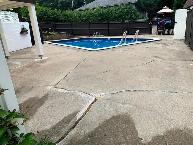 Pool Patio Resurfacing, Salem, NH