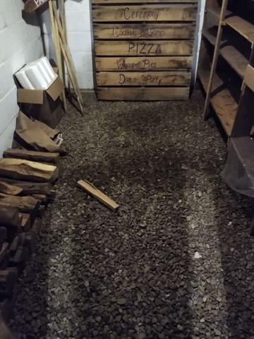 Sealing Basement Floor, Rochester, NH