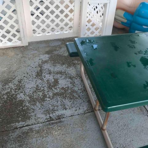 Concrete Patio Resurfacing, Beverly, MA