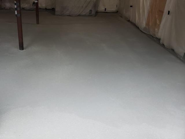 Garage Slab Resurfacing, Windham, NH