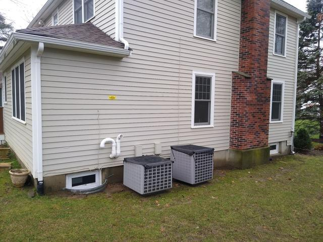 Radon Mitigation System, North Andover, MA