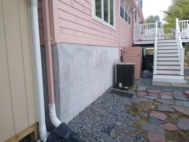 Geolock Installation, Concord, MA - Before Photo