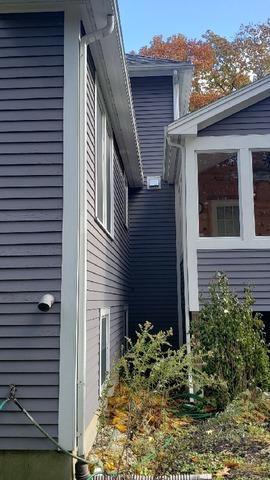 Radon Mitigation System, Boxford, MA