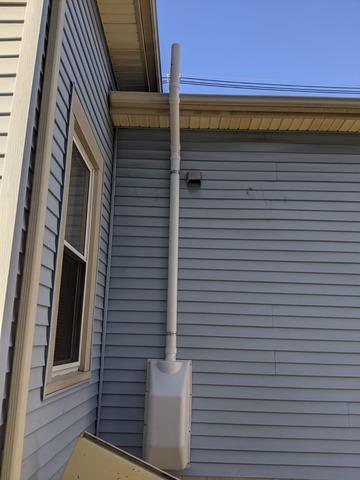 Radon System, Medford, MA