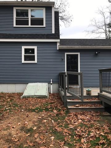 Radon System, Merrimack, NH