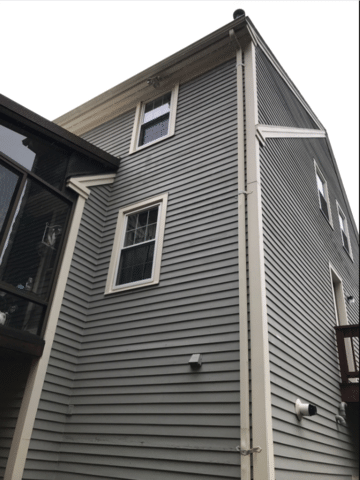 Radon Mitigation System, Hudson, NH