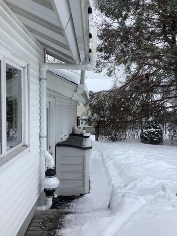 Radon Mitigation System, Waltham, MA