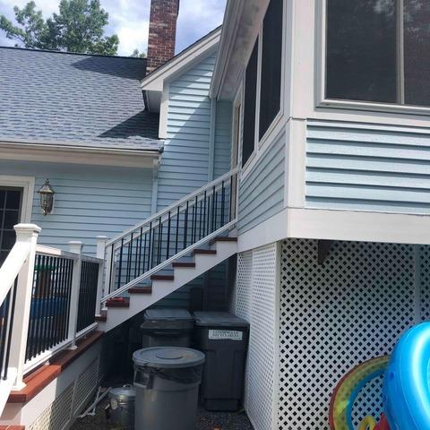 Radon Mitigation System, Londonderry, NH