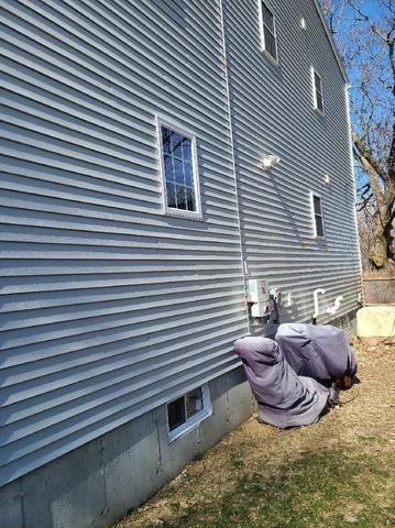 Radon Mitigation System, Lynn, MA
