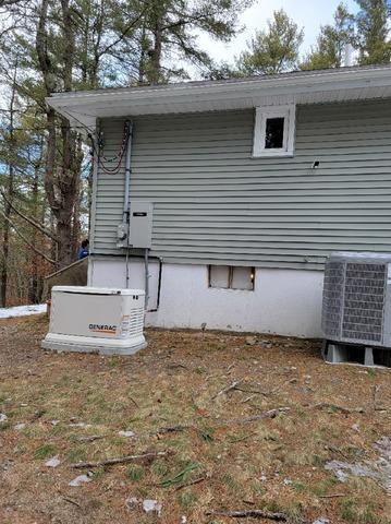 Radon Mitigation System, Topsfield, MA