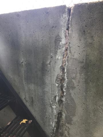 Concrete Slab Repair, Henniker, NH