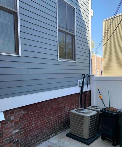 Radon Mitigation System, South Boston, MA