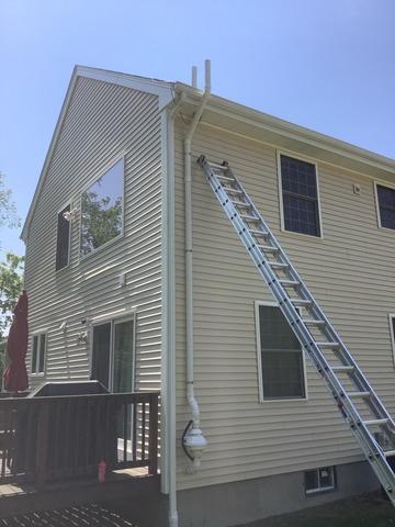 Radon Mitigation System, Nashua, NH