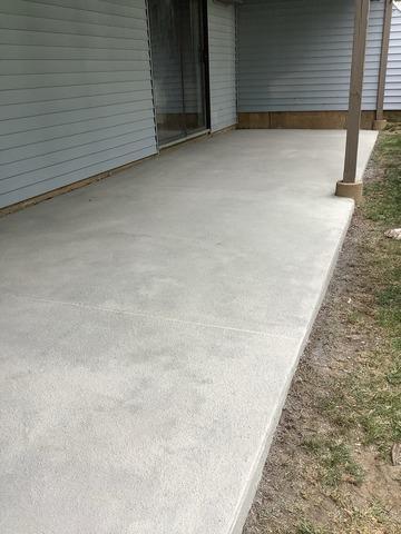Concrete Crack Repair and Resurface, Laconia, NH