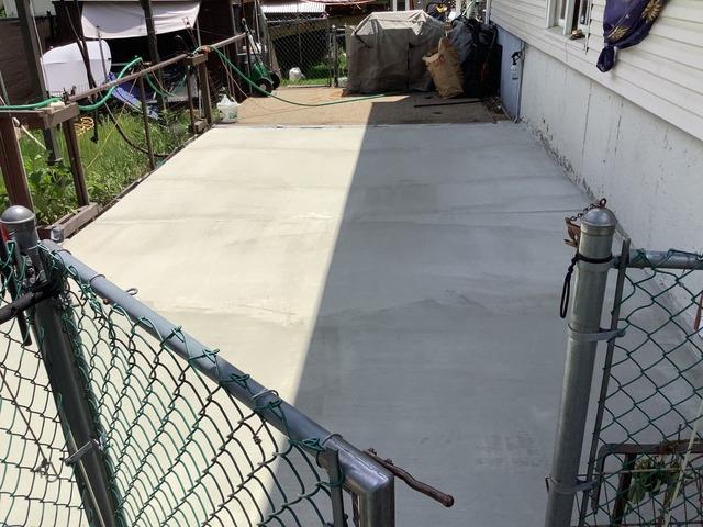 Concrete Crack Repair and Resurface, Randolph, MA