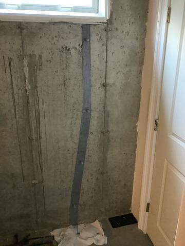 Foundation Crack Repair, Dover, NH