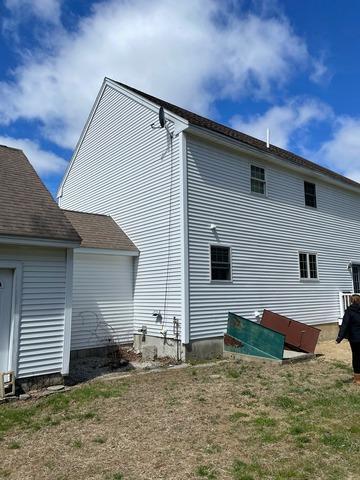 Radon Mitigation System, Concord, NH