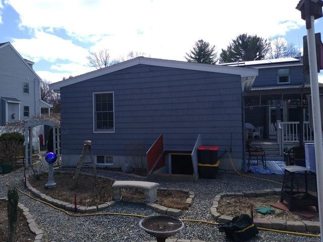 Radon Mitigation System, Burlington, MA
