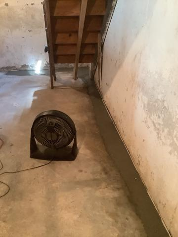 Ground Water Leaking into Basement, Ayer, MA