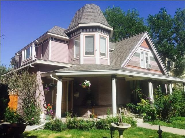 Victorian Roof Replacement in Denver, CO - After Photo