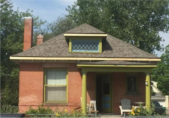 Bruised Bungalow in Denver - After Photo